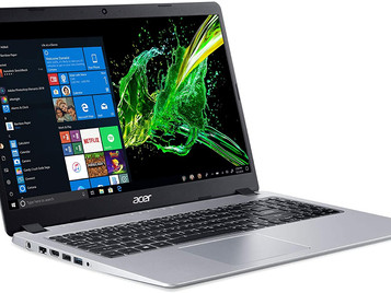 Acer Aspire 5 Slim Laptop, 15.6 inches Full HD IPS Display, AMD Ryzen 3 3200U, Vega 3 Graphics, 4GB