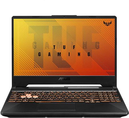 """ASUS TUF Gaming A15 Gaming Laptop, 15.6"""" 144Hz Full HD IPS-Type Display, AMD Ryzen 5 4600H"""