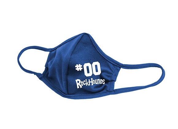 Rockhounds Face Mask D2