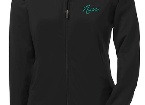 Fusion Ladies Warmup Jacket