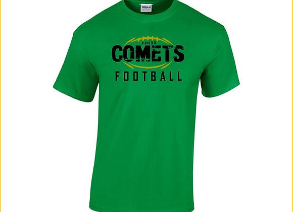 Jr. Comets Stamped Tee