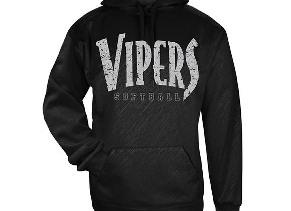 Vipers D2  Performance  Hoodie