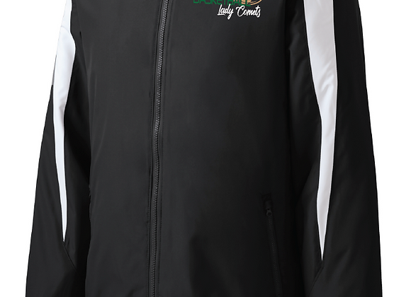 RH Lady Comets BB Warm Up Jacket