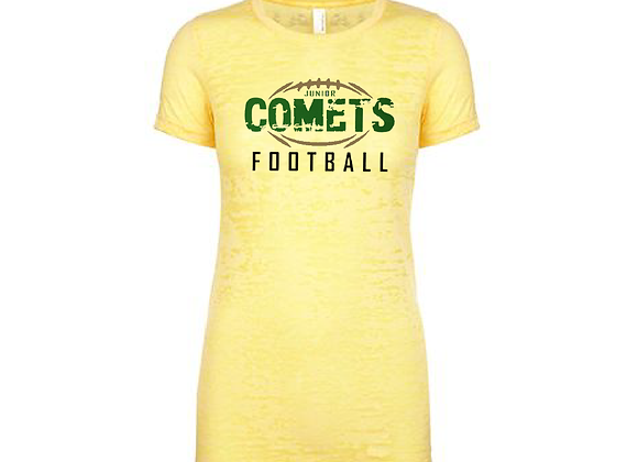 COMETS Football 6500 Burnout Tee