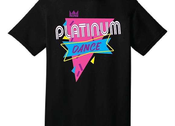 Platinum 2021 Recital Tee