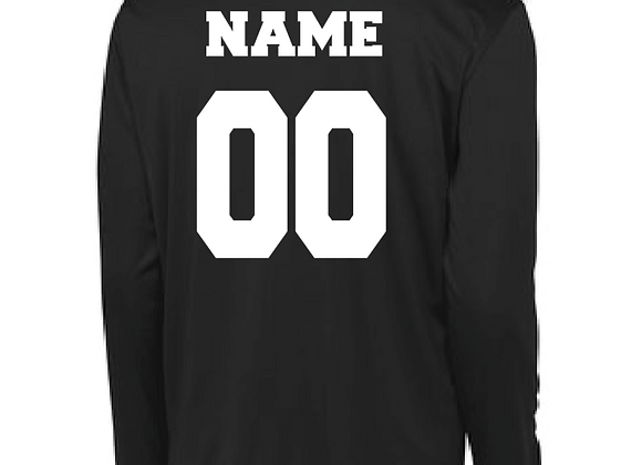 Personalize with a Name & Number