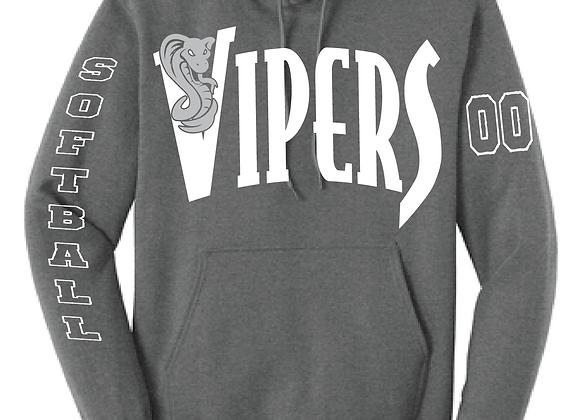 Vipers D4 Hoodie