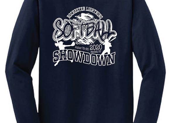 Lightning Softball Showdown LS Tee