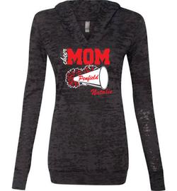 Penfield Cheer MOM Burnout hoodie