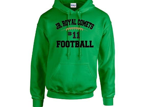 JRC Football Hoodie