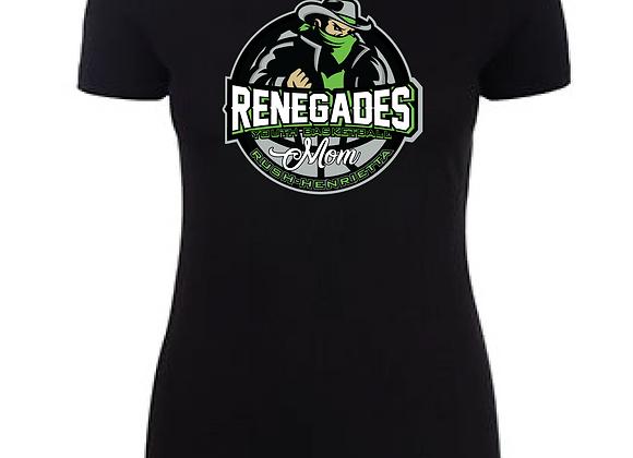 Renegades BB Ladies Fitted Tee