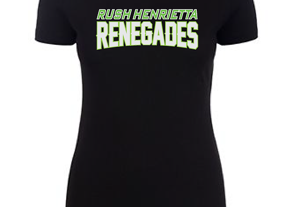 Renegades Fitted Tee