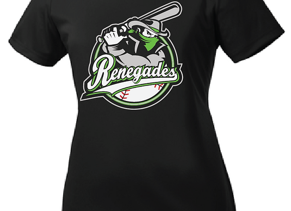 Renegades Baseball Sport Ladies TEE