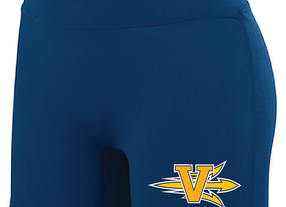 Victor Cheer Fitted Shorts