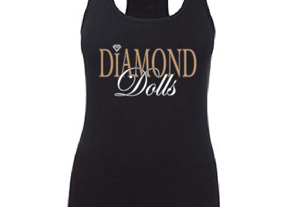 Diamond Dolls Fitted Tank