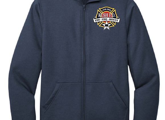 RUSH FD Full Zip Fleece