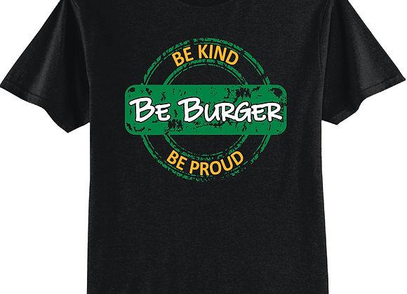 RH Be Burger Tee