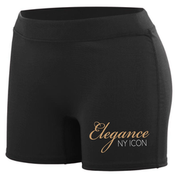 Elegance Fitted Shorts