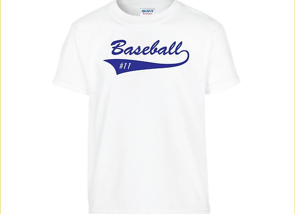 Baseball Swosh SS