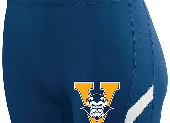 Victor Cheer Fitted Stride Shorts