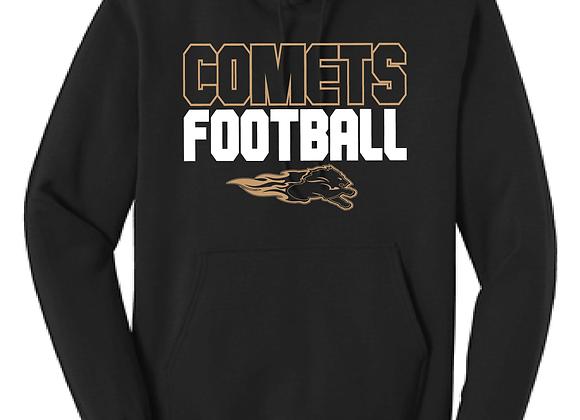 RH Comets Football Hoodie