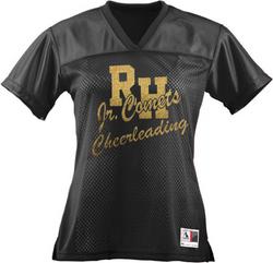 RH Jr. Comets Cheer jersey