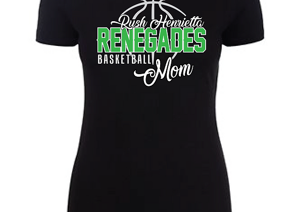 Renegades BB Mom Fitted Tee