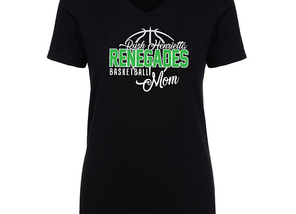 Renegades BB Mom Fitted VTee