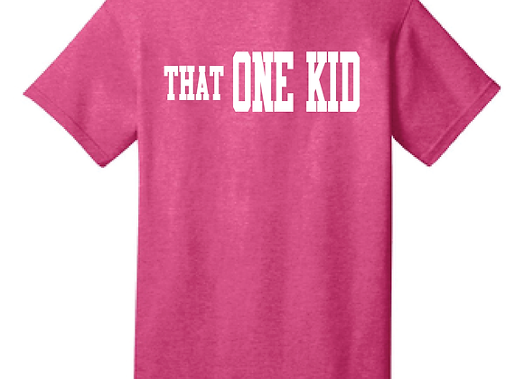 That One Kid Tee