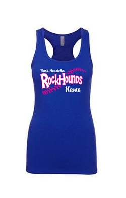 Rockhounds Mom fitted Tank 6633