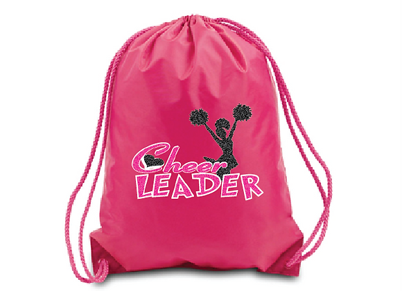 Cheer Drawstring Backpacks