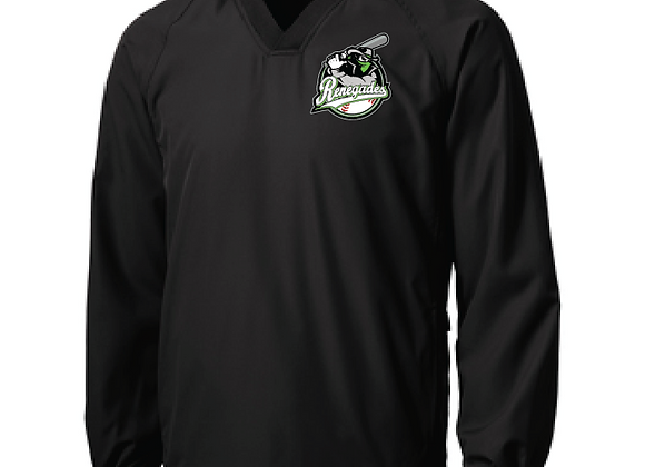 Renegades Baseball Raglan Wind Shirt
