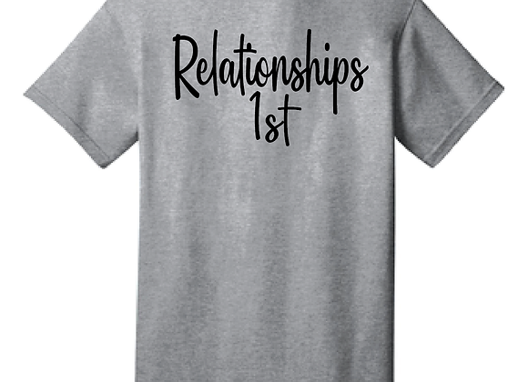 Relationships 1st Tee