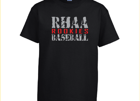 RHAA League Cotton TEE