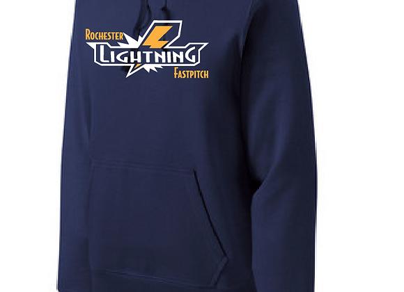Rochester Lightning Sport Tek Hoodie