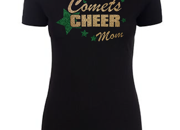 Jr. Comets Star Fitted Tee