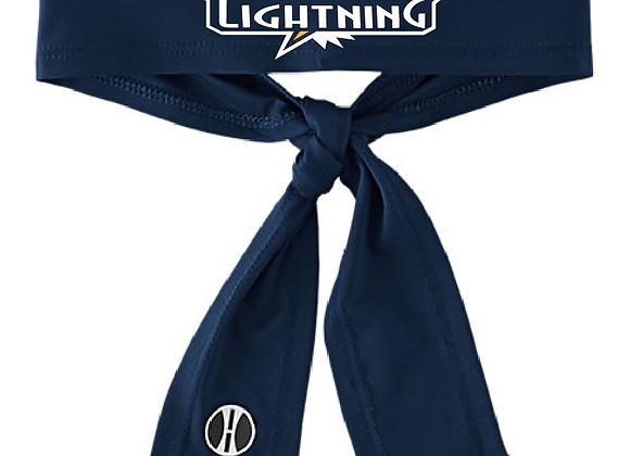 Rochester Lightening Tie Back Headband