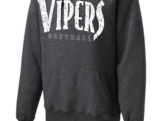 Vipers D3 Sport Tek Heavy Hoodie