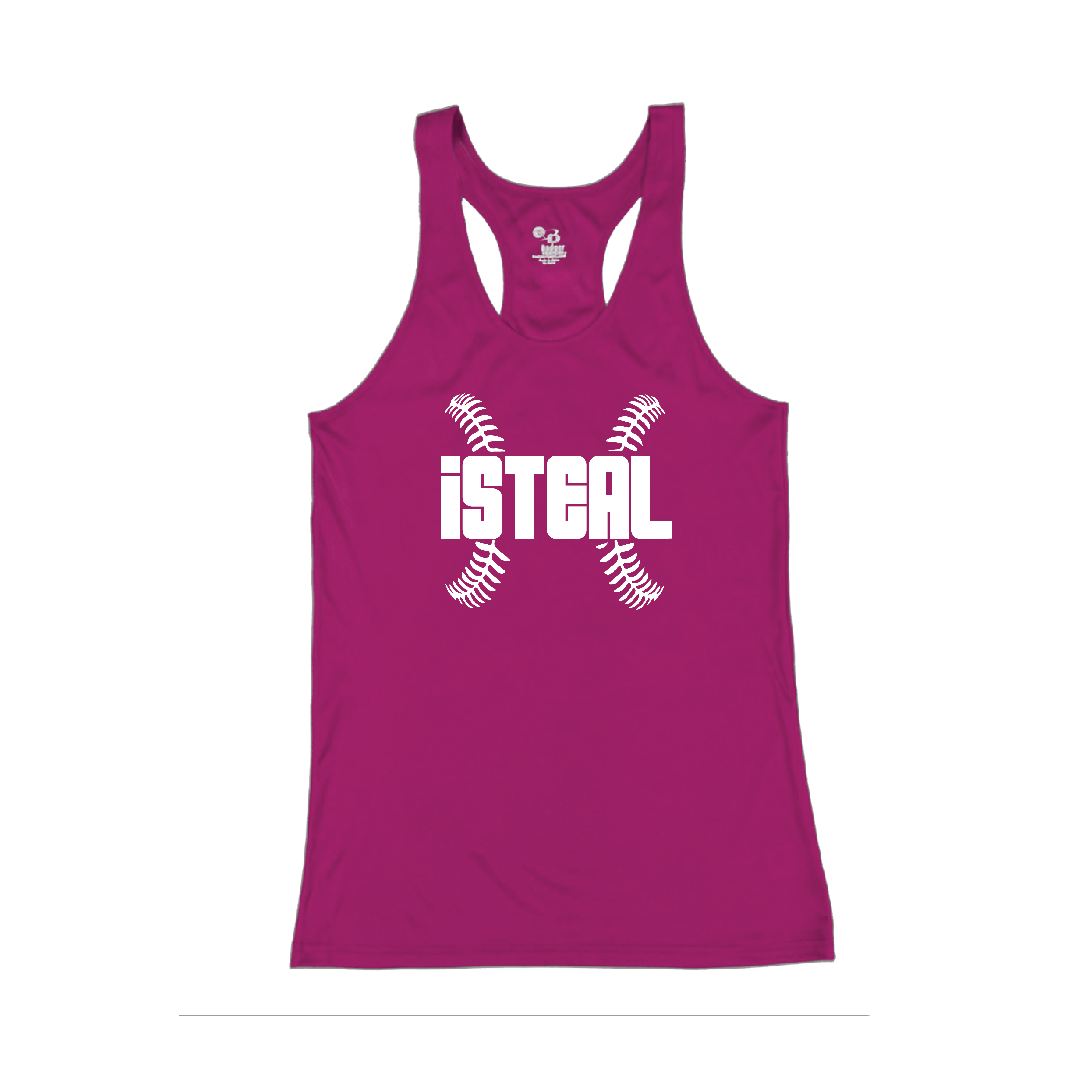 Softball pinkTank