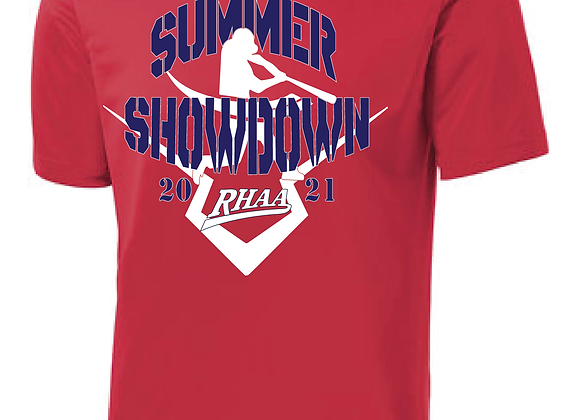 RHAA Summer Showdown Performance TEE