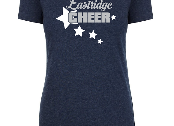 Eastridge Star Ladies Fitted Tee