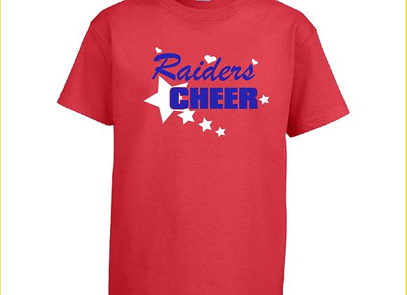 Cheer Star Adult Tee
