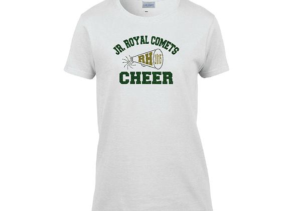 Comets Cheer Tee 2000L 100% Cotton Tee