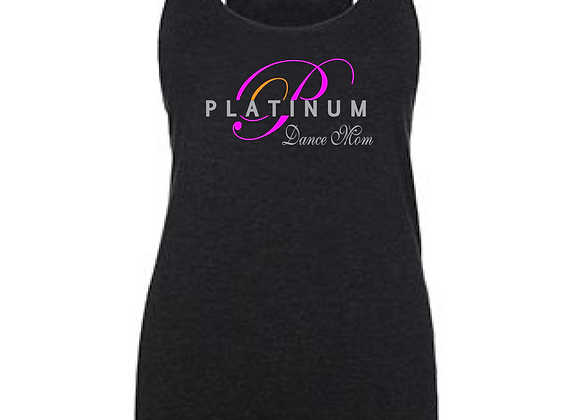 Platinum Dance Mom Tank