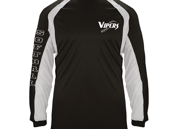 Vipers D2  Performance Hook LS Tee
