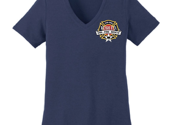 RUSH FD Ladies Fitted TEE