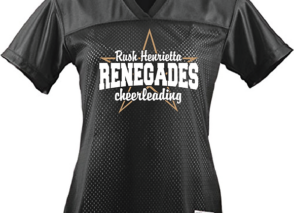 Renegades Cheerleading Competition Jersey