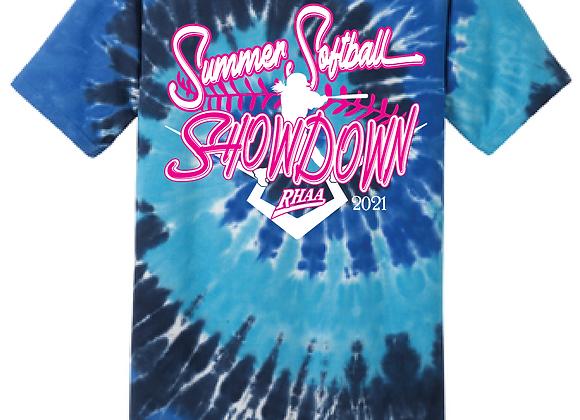 RHSS Summer Softball Showdown Ocean Rainbow