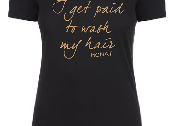 Monat Fitted V-neck Tee