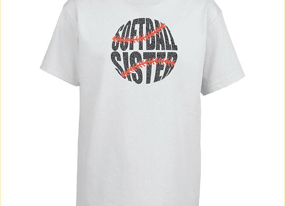 Softball Sister tee